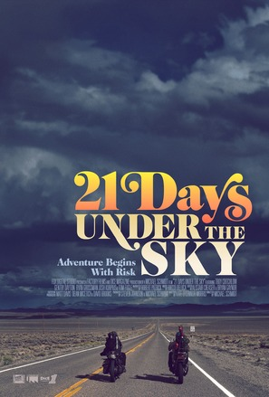 21 Days Under the Sky - Movie Poster (thumbnail)