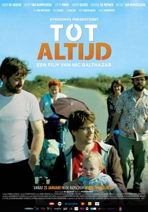 Tot altijd - Belgian Movie Poster (thumbnail)