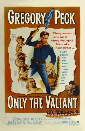 Only the Valiant - Movie Poster (thumbnail)