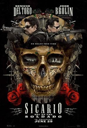 Sicario: Day of the Soldado - Movie Poster (thumbnail)