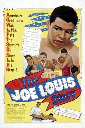 The Joe Louis Story - Movie Poster (thumbnail)