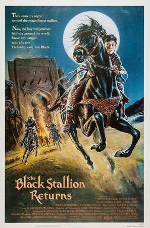 The Black Stallion Returns