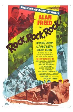 Rock Rock Rock! - Movie Poster (thumbnail)