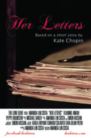 Her Letters - Movie Poster (thumbnail)