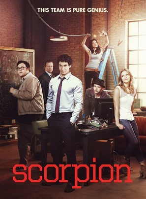 """Scorpion"" - Movie Poster (thumbnail)"