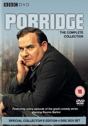 """Porridge"" - British Movie Cover (thumbnail)"