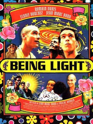 Being Light - French Movie Poster (thumbnail)