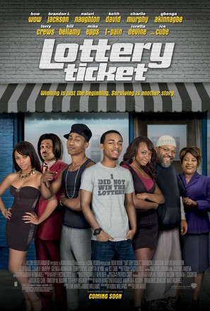 Lottery Ticket - Movie Poster (thumbnail)