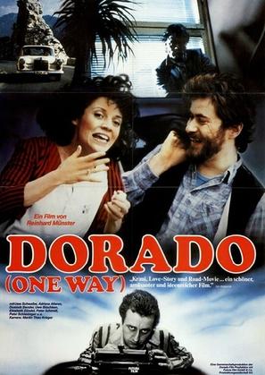 Dorado - One Way - German Movie Poster (thumbnail)
