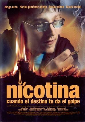 Nicotina - Mexican Movie Poster (thumbnail)