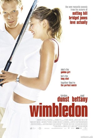 Wimbledon - British Movie Poster (thumbnail)