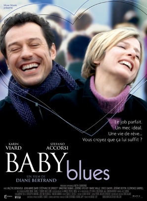 Baby Blues - French Movie Poster (thumbnail)