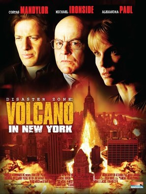 Disaster Zone: Volcano in New York - Movie Poster (thumbnail)