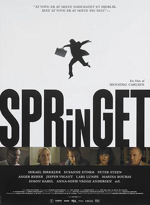Springet - Danish Movie Poster (thumbnail)
