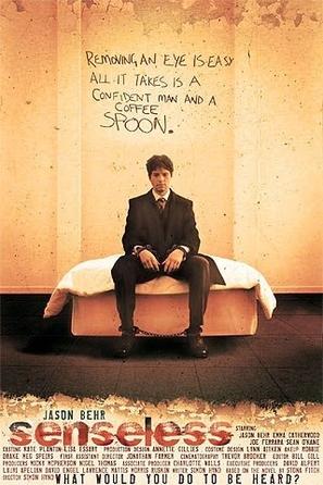 Senseless - Movie Poster (thumbnail)