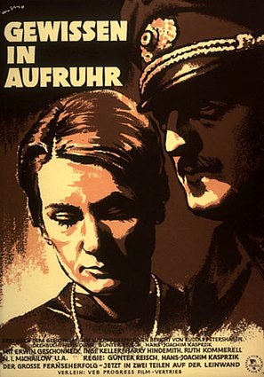 """Gewissen in Aufruhr"" - German Movie Poster (thumbnail)"