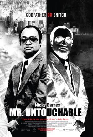 Mr. Untouchable - Movie Poster (thumbnail)