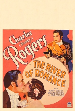 River of Romance - Movie Poster (thumbnail)