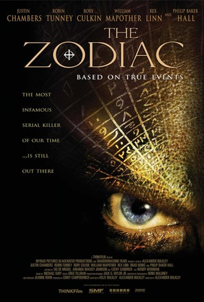 The Zodiac - Movie Poster (thumbnail)