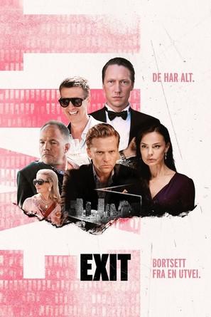 """Exit"" - Norwegian Movie Poster (thumbnail)"