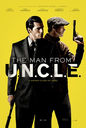 The Man from U.N.C.L.E. - Movie Poster (thumbnail)