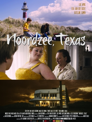Noordzee, Texas - Belgian Movie Poster (thumbnail)