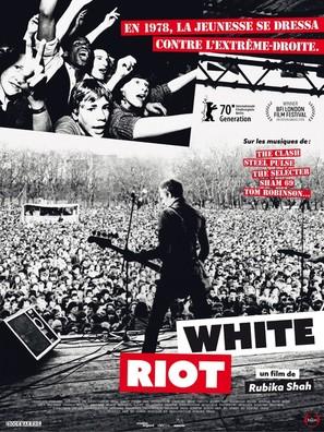 White Riot - French Movie Poster (thumbnail)