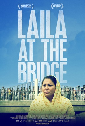 Laila at the Bridge - Canadian Movie Poster (thumbnail)
