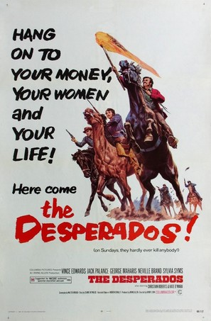 The Desperados - Movie Poster (thumbnail)