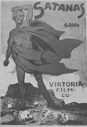 Satanas - Russian Movie Poster (thumbnail)
