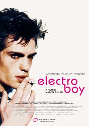 Electroboy - Swiss Movie Poster (thumbnail)