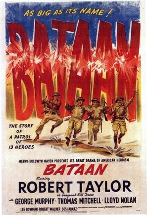 Bataan - Movie Poster (thumbnail)