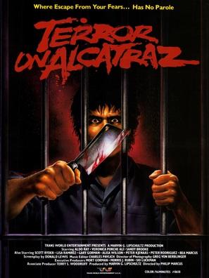Terror on Alcatraz - Movie Poster (thumbnail)