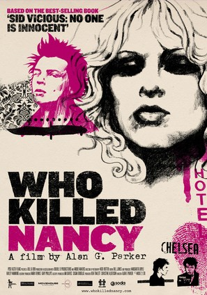 Who Killed Nancy? - British Theatrical poster (thumbnail)