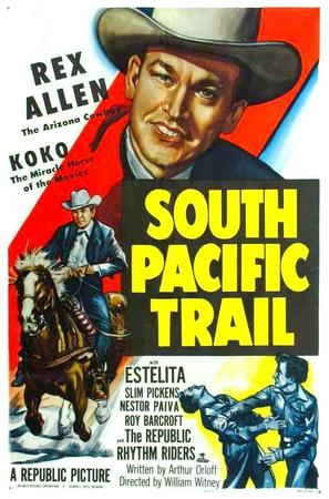 South Pacific Trail - Movie Poster (thumbnail)