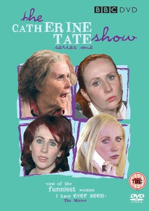 """The Catherine Tate Show"" - British Movie Cover (thumbnail)"