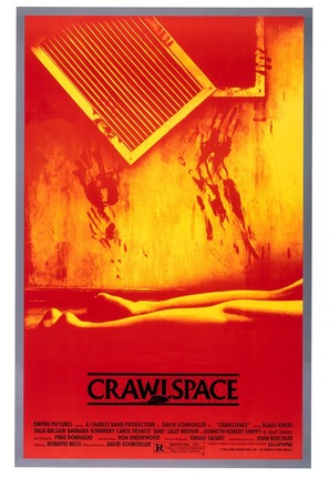 Crawlspace - Movie Poster (thumbnail)