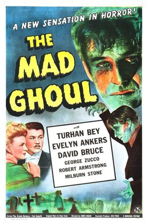 The Mad Ghoul - Movie Poster (thumbnail)