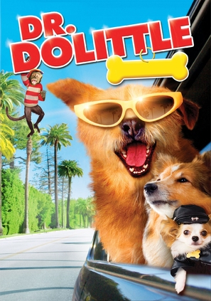 Dr. Dolittle: Million Dollar Mutts - Movie Poster (thumbnail)