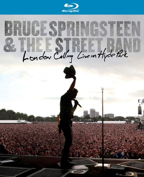 Bruce Springsteen and the E Street Band: London Calling - Live in Hyde Park - Movie Cover (thumbnail)