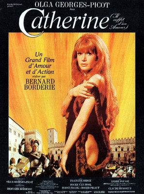 Catherine - French Movie Poster (thumbnail)