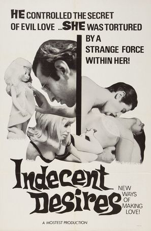 Indecent Desires - Movie Poster (thumbnail)