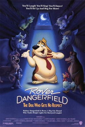 Rover Dangerfield - Movie Poster (thumbnail)