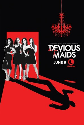 """Devious Maids"" - Movie Poster (thumbnail)"
