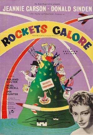 Rockets Galore!