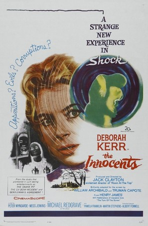 The Innocents - Theatrical movie poster (thumbnail)