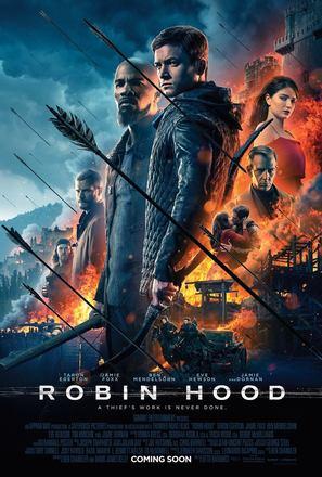 Robin Hood - British Movie Poster (thumbnail)