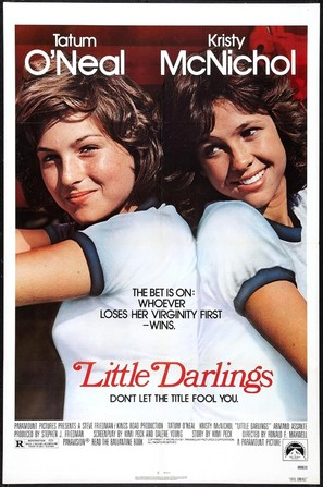 Little Darlings - Movie Poster (thumbnail)