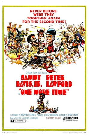 One More Time - Movie Poster (thumbnail)