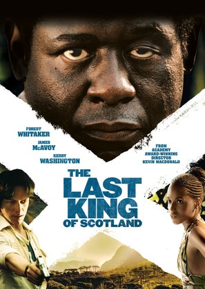 The Last King of Scotland - Movie Poster (thumbnail)
